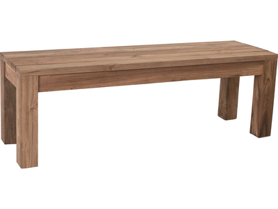 Bank 180x40x45 cm Old Teak