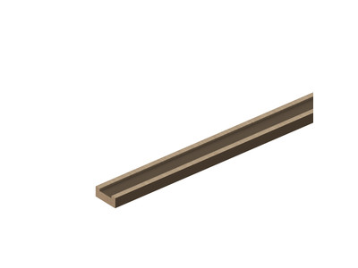DreamDeck WPC UK flach 20x50mm
