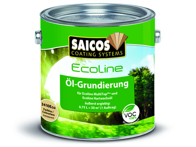 Ecoline Öl-Grundierung Duo Top