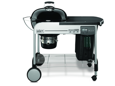 Holzkohlegrill Performer Deluxe GBS, 57cm, Black 1120x1185x750mm