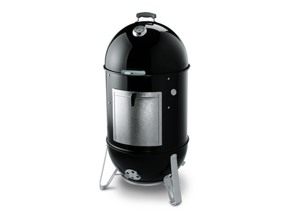 Holzkohlegrill Smokey Mountain Cooker 47cm, Black 1060x500x500 mm