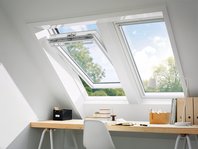 INTEGRA Solarfenster GGL 207030 lack THERMO Alu