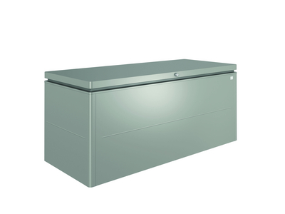LoungeBox Gr. 200 quarzgrau-metallic