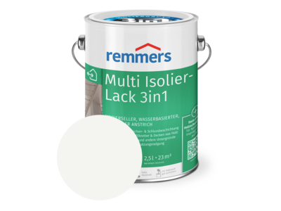 Multi Isolierlack 3in1 Weiß RAL 9016