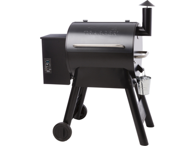 PELLETGRILL PRO SERIES 22 - BLUE Blau