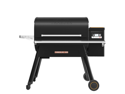 PELLETGRILL TIMBERLINE 1300 - SCHWARZ