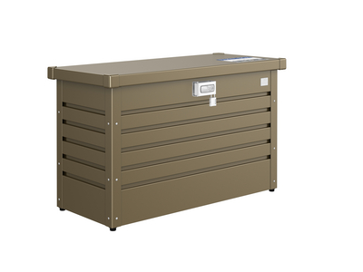 Paket-Box 100 bronze-metallic
