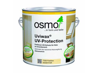 Uviwax® UV-Protection 7200 Farblos seidenmatt
