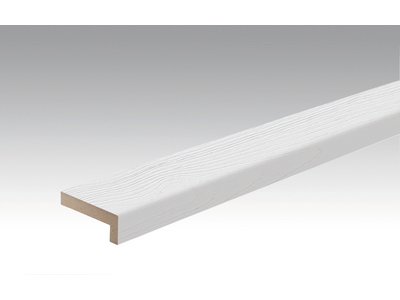 Winkelabdeckleiste 2380x22x60mm 4205 Mountain Wood white