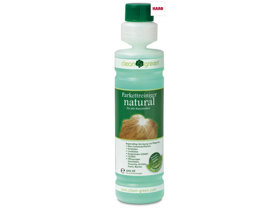 clean & green Parkettreiniger natural 500ml