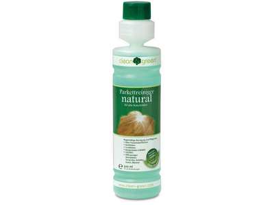 clean & green Parkettreiniger natural 500ml DE