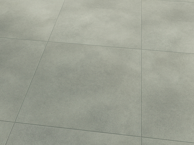 Vinylboden Light Grey Concrete 2567 Fliese - EXPONA SIMPLAY