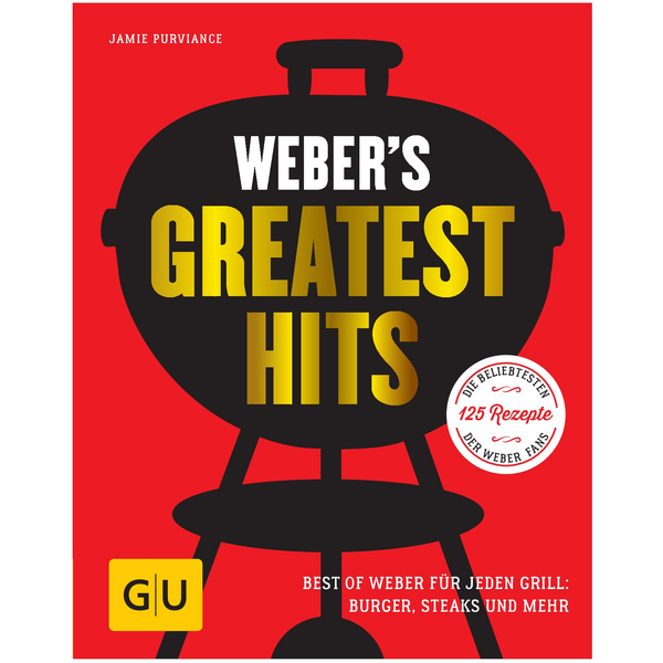 """""""Weber's Greatest Hits"""""""
